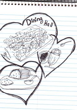 Ode to the Dining Hall
