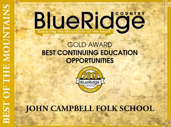 Blue Ridge Country Award