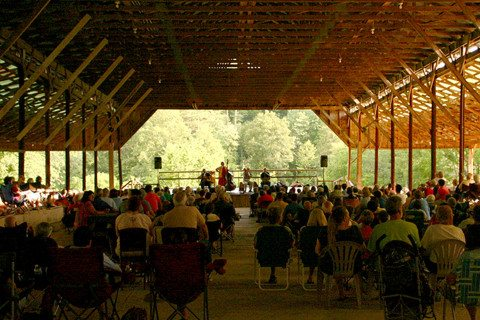 Friday Night Concert in Festival Barn