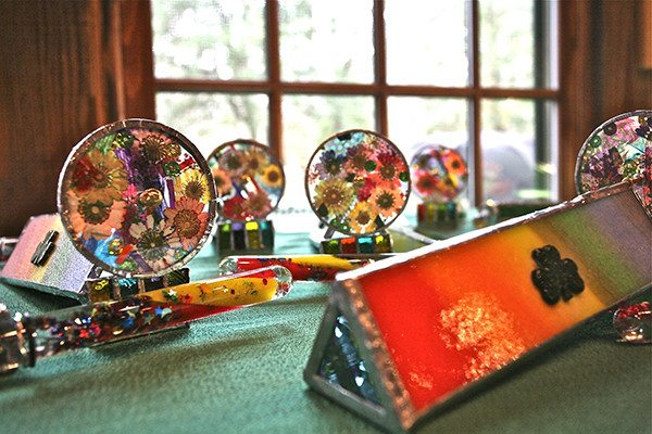Kaleidoscopes at Show and Tell