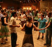 French Folk Dancing Weekend