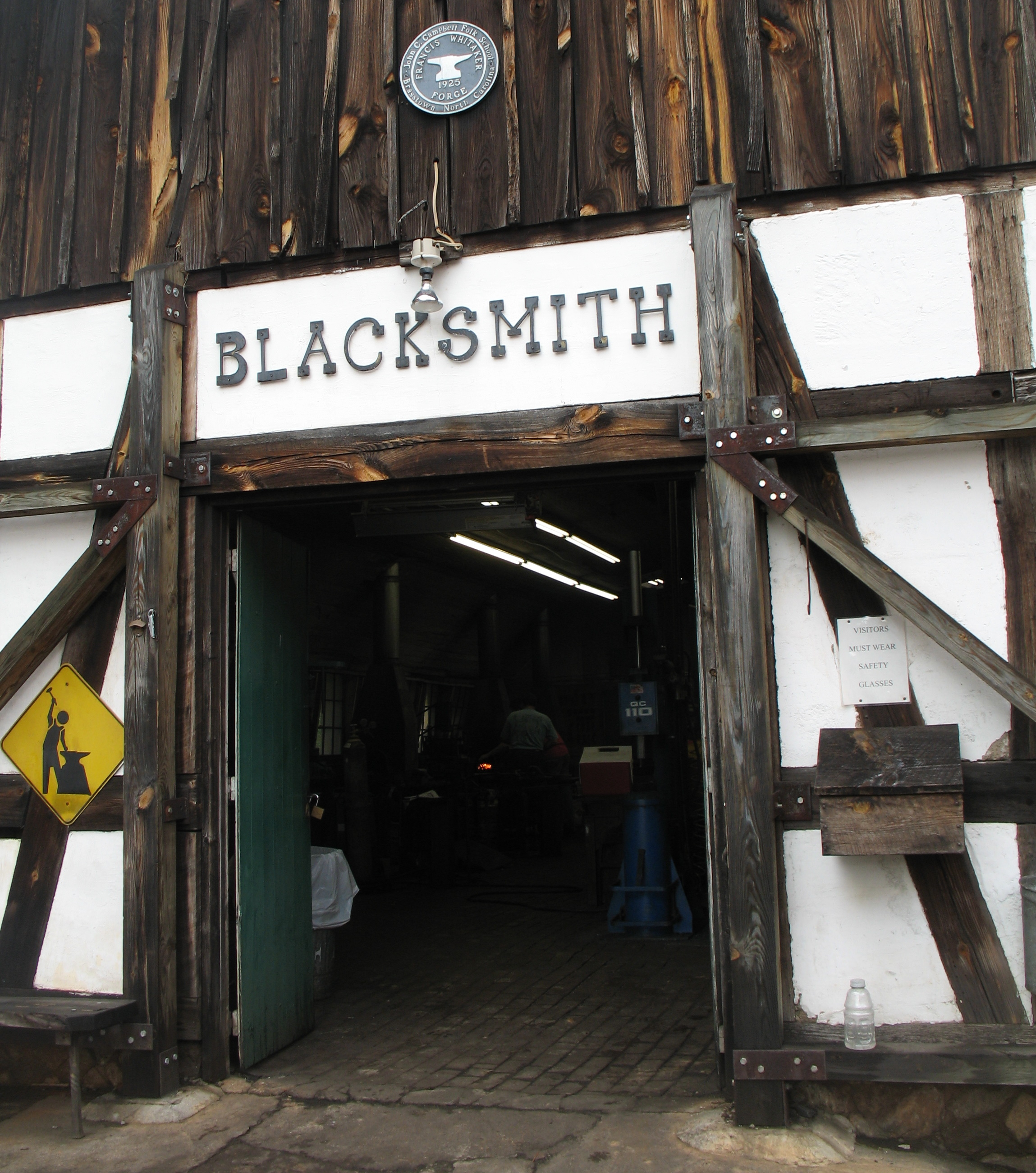 Blacksmith Work Week is Here