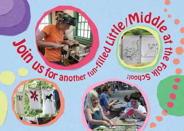Join Us for Little/Middle Folk School!