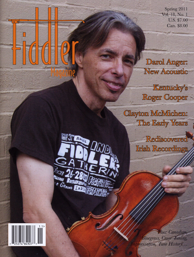 Instructor Introduces Folk School to Fiddlers