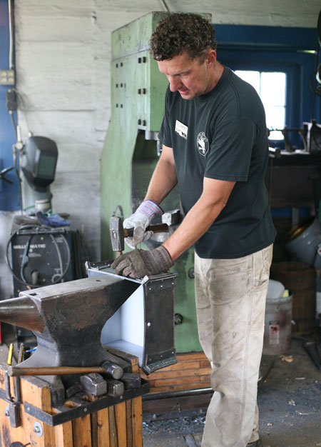 What Exactly is Blacksmith Work Week?