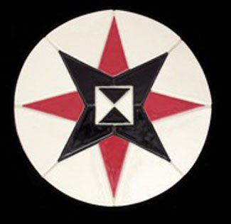 American Friends Service Committee's star for the new emblem