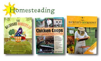 Books_Homesteading