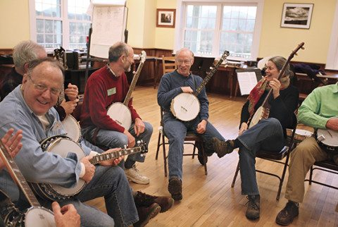 Claw Hammer Banjo Class