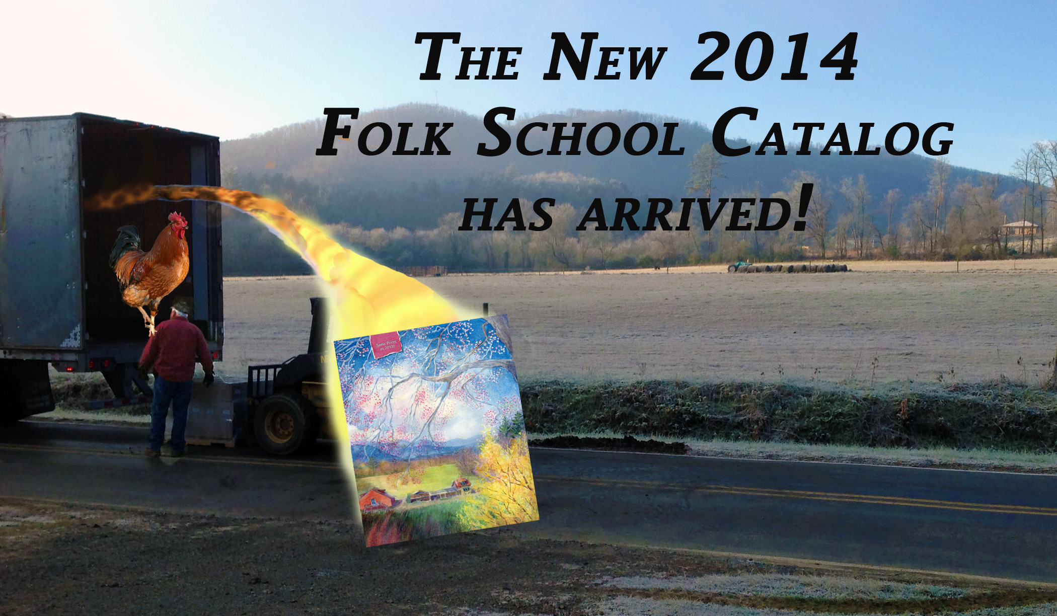The New 2014 Catalog is Here!