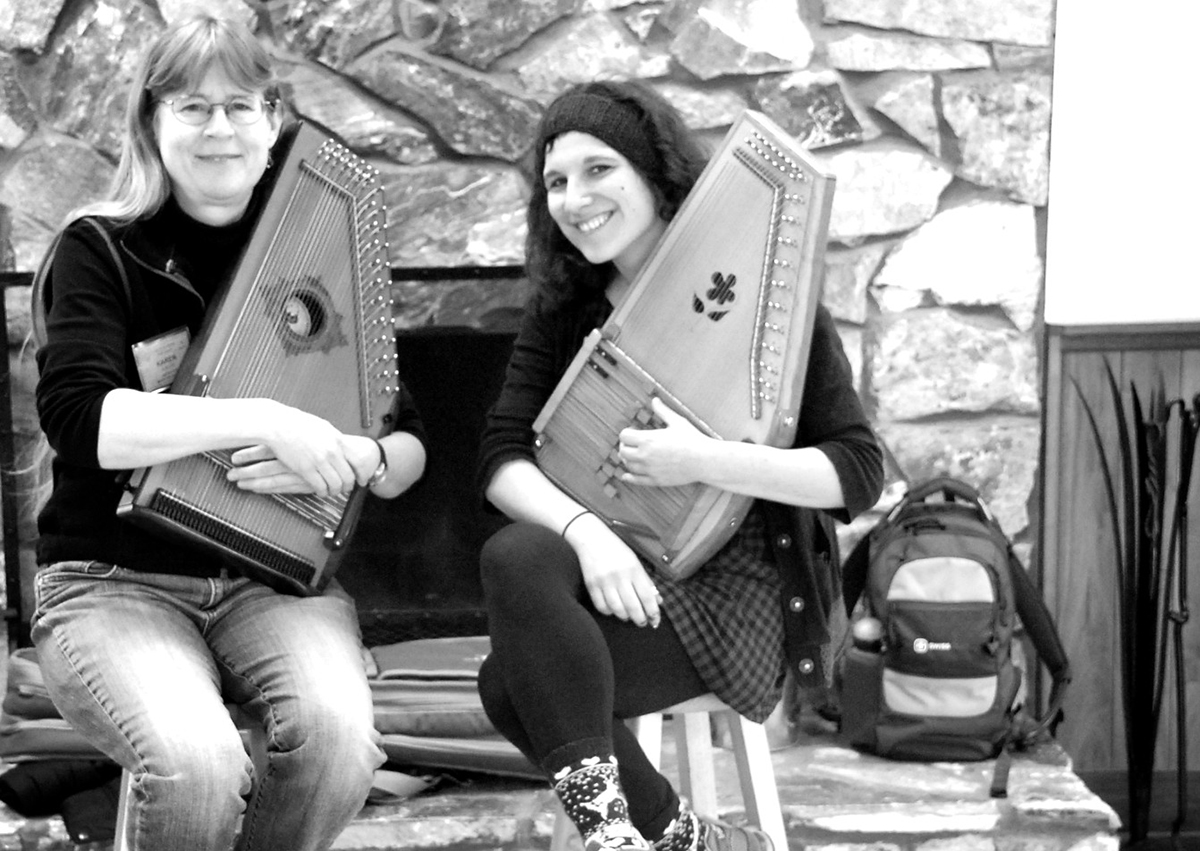 Autoharp: It's Not a Harpsichord! My Interview with Karen Mueller