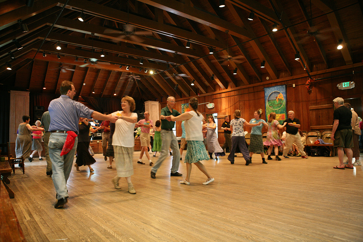 The Charm and Allure of English Country Dance