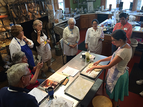Learning to Take Risks in Teaching and Bread-Making