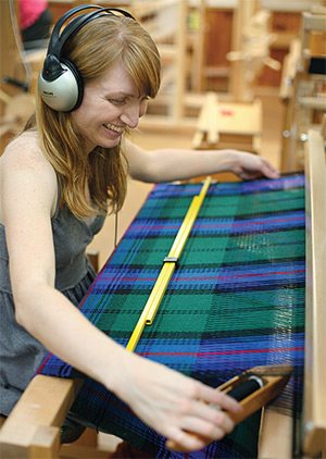 Scottish-Weaver
