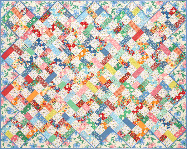 Audrey Hiers Featured in McCall's Quilting