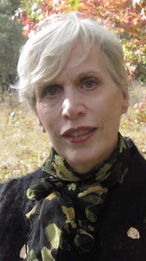 Author Valerie Nieman