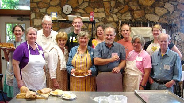 "The ""Science of Bread"" Class Photo, May 2015"