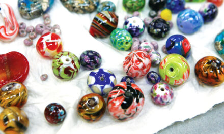 Bead Addict! The Magic of Bead Making with Terry Hale
