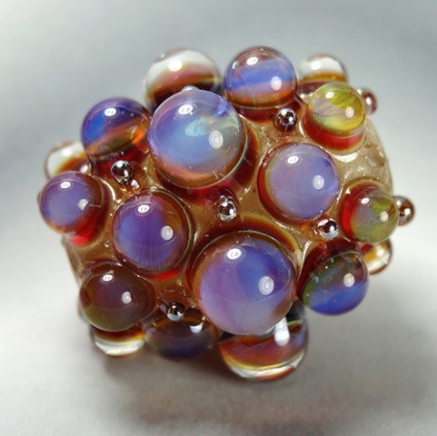 Dotted Bead by Terry Hale