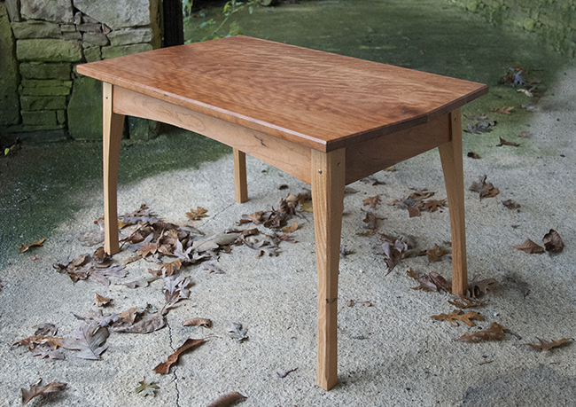Contemporary Coffee Table with John Campbell