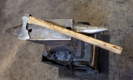 Solace in Steel with Elmer Roush