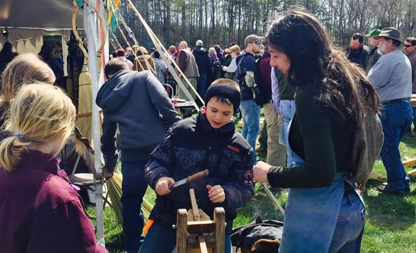 Mother Earth News Fair in Asheville, NC, May 6 & 7