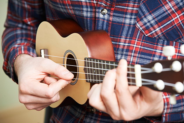 Try Your Hand at Ukulele
