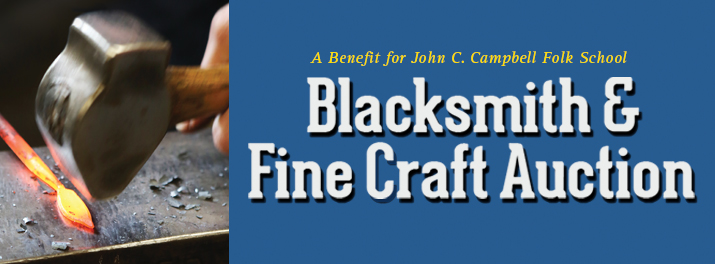 Blacksmith & Fine Craft Auction: November 4