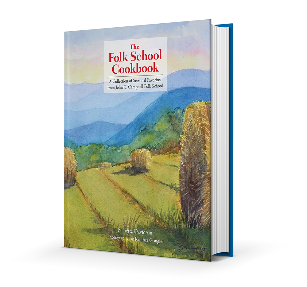 The Folk School Cookbook Has Arrived!
