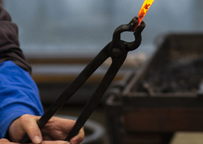 Blacksmithing Shop • Friends & Family Day 2019