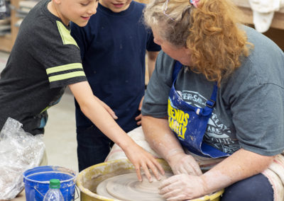 Clay Studio • Friends & Family Day 2019