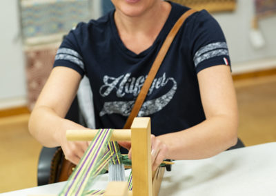 Weaving Studio • Friends & Family Day 2019