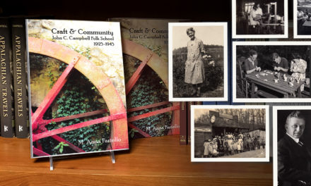 "Interview with Anna Fariello, Author of ""Craft & Community: JCCFS 1925–1945"""