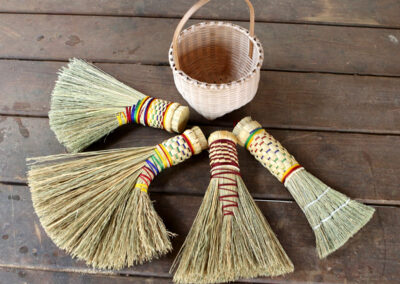 Shaker Baskets and Brooms with JoAnn Catsos and Mark Hendry