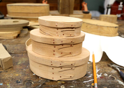 Shaker Boxes with Lenton & Michael Williams