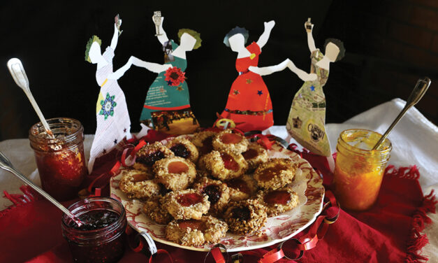Festive Jam Thumbprint Cookies: A Recipe for the Holidays