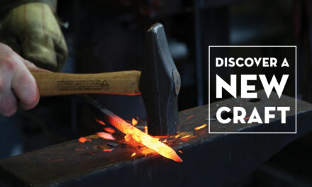 Discover a New Craft