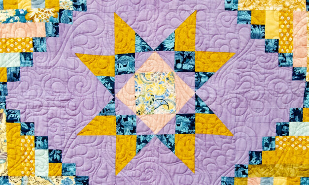 The Joy of Cooking & Quilting: An Interview with Penny Prichard