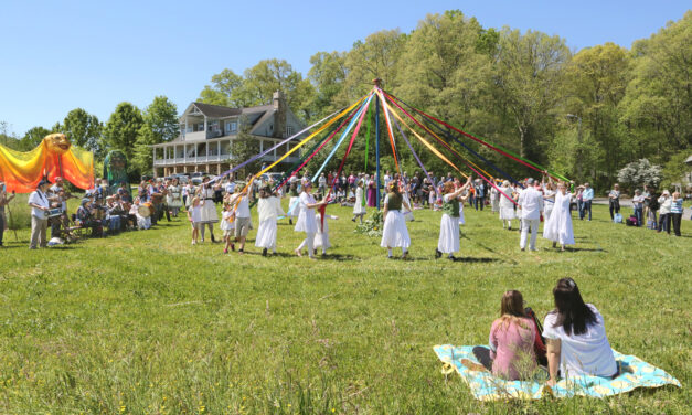 A Look Back at Folk School May Day Celebrations