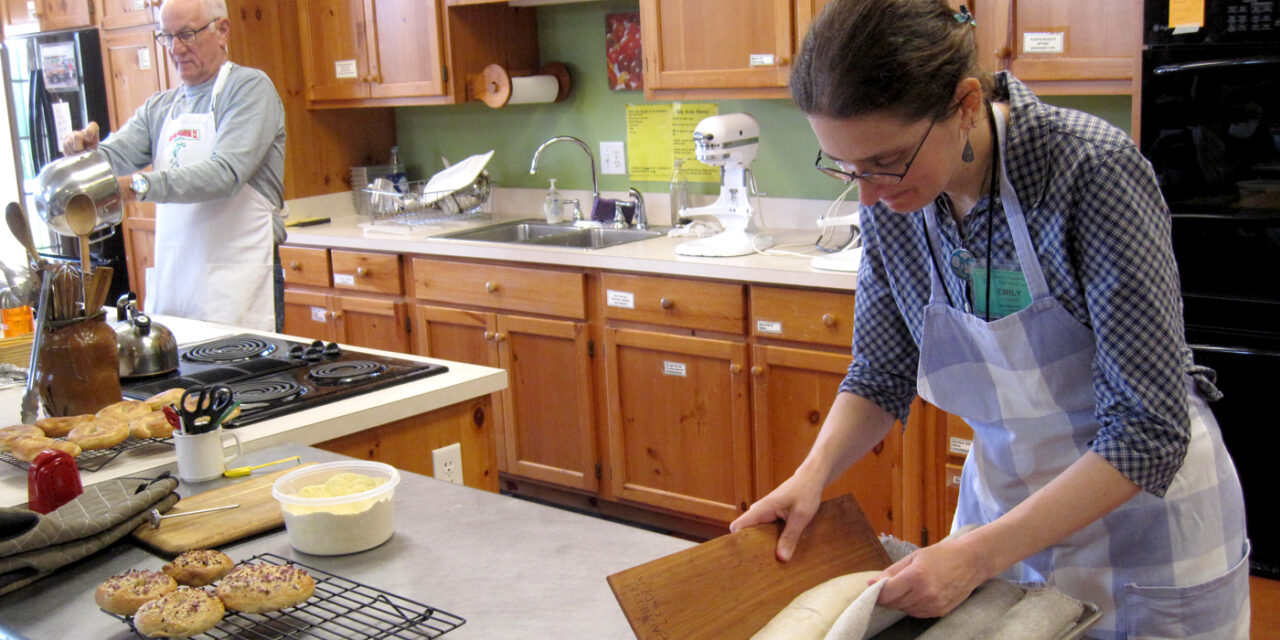 Bread Baking Tutorial Series with Emily Buehler