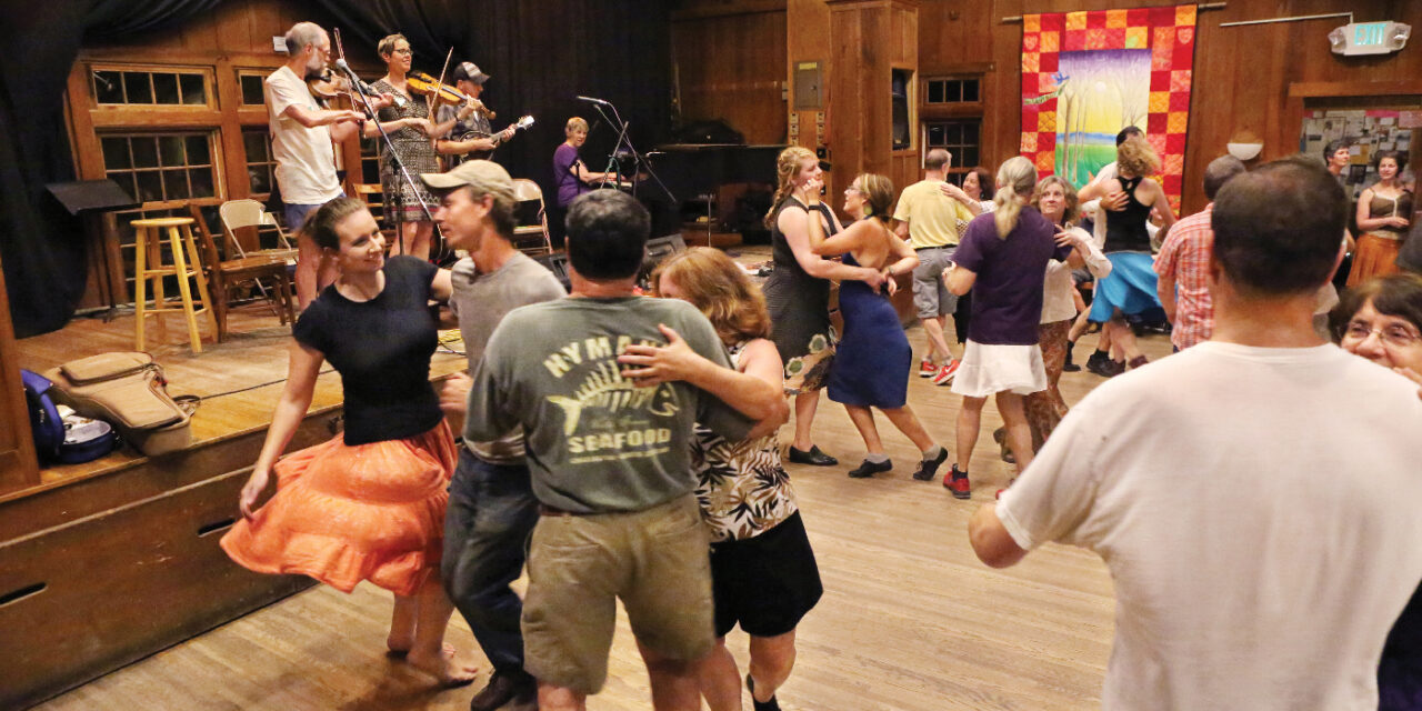Dance Musicians' Week Instructors Host Virtual Events