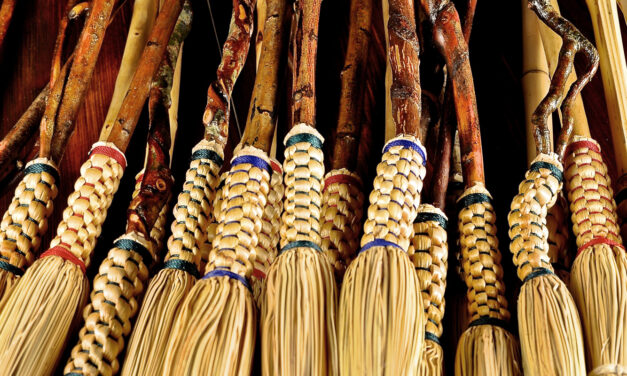 Broom Making Workshops, Summer and Fall 2020