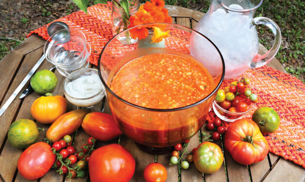 Summer Soup Recipe: Gazpacho