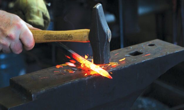 Traditional Craft Mentorship Program Session 2: Blacksmithing