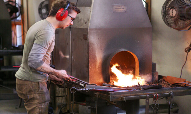 Blacksmithing Workshops: Learn the Basics