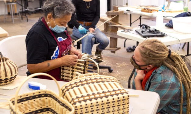At a Glance: Traditional Craft Mentorships