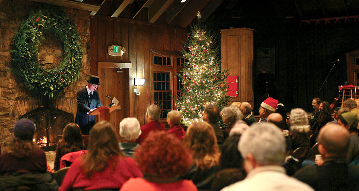 Holiday in the Mountains Week: 2020 Virtual Events