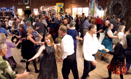 A Celebration of New Year's Eve Traditions at the Folk School