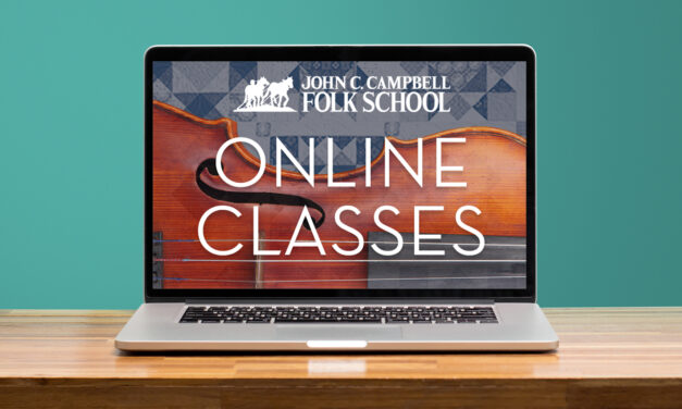 Winter/Spring 2021 Online Classes