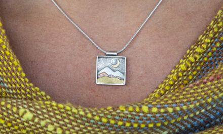 Interview with Barbara Joiner, Resident Artist in Jewelry & Metals