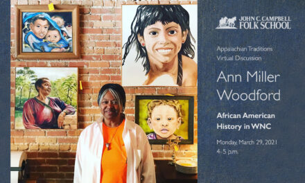 Appalachian Traditions Discussion with Ann Miller Woodford
